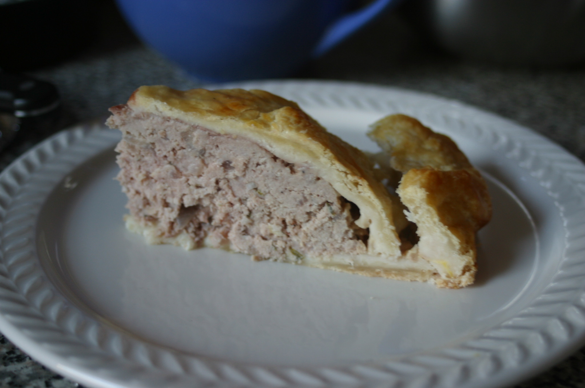 Pork Pie Leaking Yes as in Pork Pie Hat