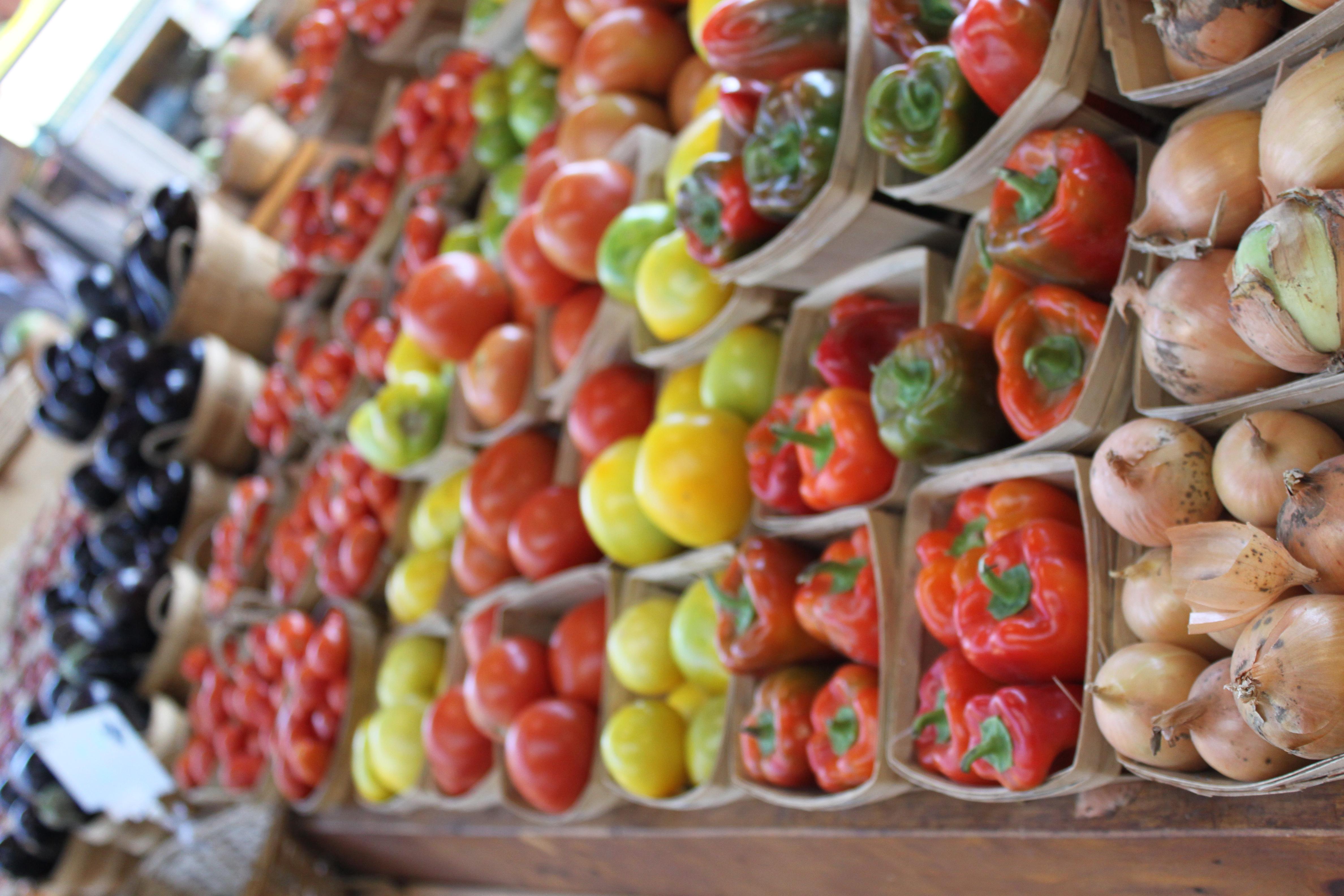 Market Food Montreal Green Line